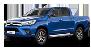 Toyota Hilux - Concessionario Toyota a Palermo e Bagheria