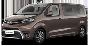 Toyota Proace Verso - Concessionario Toyota a Palermo e Bagheria