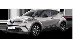 Toyota C-HR - Concessionario Toyota a Palermo e Bagheria