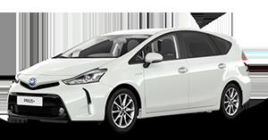 Toyota Prius+ - Concessionario Toyota a Palermo e Bagheria