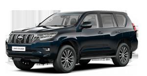 Toyota Land Cruiser - Concessionario Toyota a Palermo e Bagheria