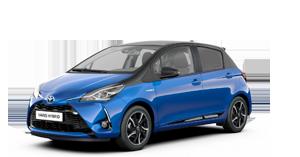 Toyota Yaris - Concessionario Toyota a Palermo e Bagheria