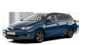 Toyota Auris Touring Sports - Concessionario Toyota a Palermo e Bagheria