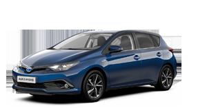 Toyota Auris - Concessionario Toyota a Palermo e Bagheria